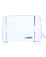 Comet Bread Toaster BH 023A