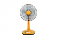 Conion Table Fan Hurricane (Orange)