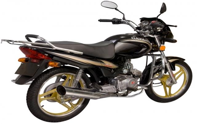 Dayang Runner Apollo Motorcycle