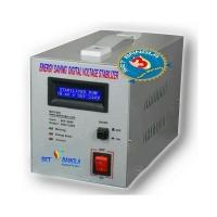 Digital Single Phase Voltage Stabilizer EDS-1500VA