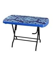 DPL 4 Seated Sq St/Leg Table  82458