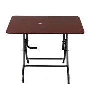 DPL 4 Seated Square Melamine Table Rose Wood 95300