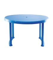DPL 6 Seated Oval Plas Table SM 86236