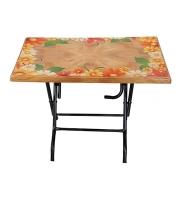 DPL Multi Purpose Folding Table Printed Rose Wood 95284
