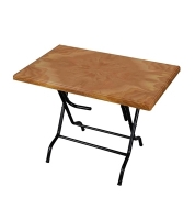 DPL Multi Purpose Folding Table San Wood 95283