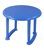 DPL Table 4 Seated Ro Plas SM  86246