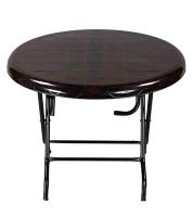 DPL Table 4 Seated Ro St/Leg Rose Wood 86269
