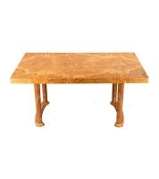 DPL Table 4 Seated Sq Plus San Wood 86242