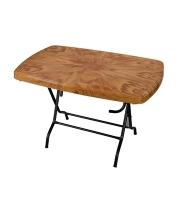 DPL Table 4 Seated Sq St/Leg San Wood 86262