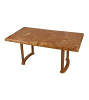DPL Table 6 Seated Decorate Plus San Wood 86234