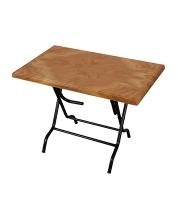 DPL Table 6 Seated Decorate St/Leg San Wood 86254