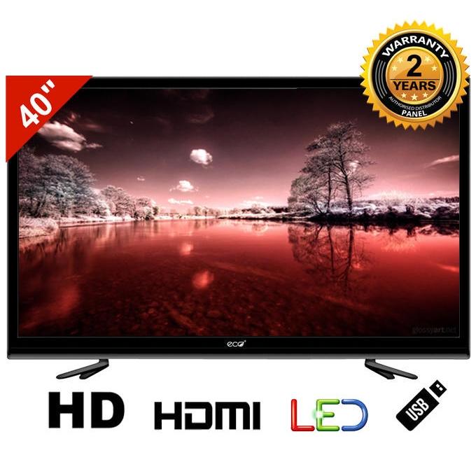 Eco+ HD LED TV EC40D39