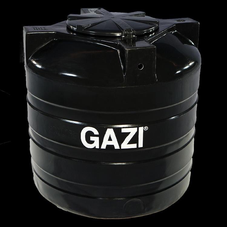Gazi Vertical Tanks