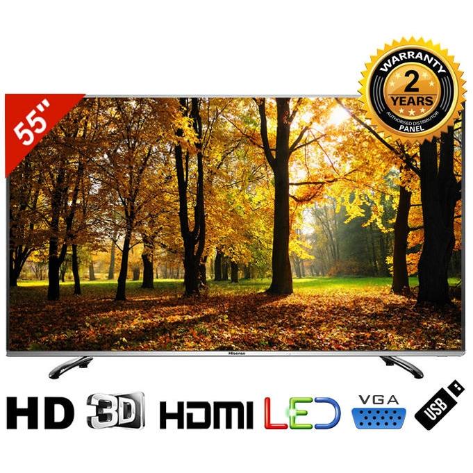 Hisense 3D LED TV 55K390PAD