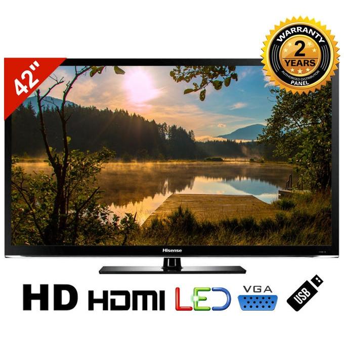Hisense HD LED TV 42K316P