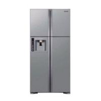 Hitachi Side By Side Refrigerator R-W720P3M INX