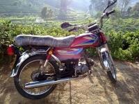 Honda CD80 Motorcycle