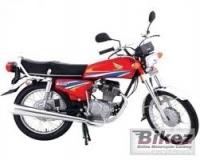 Honda CG125 Motorcycle