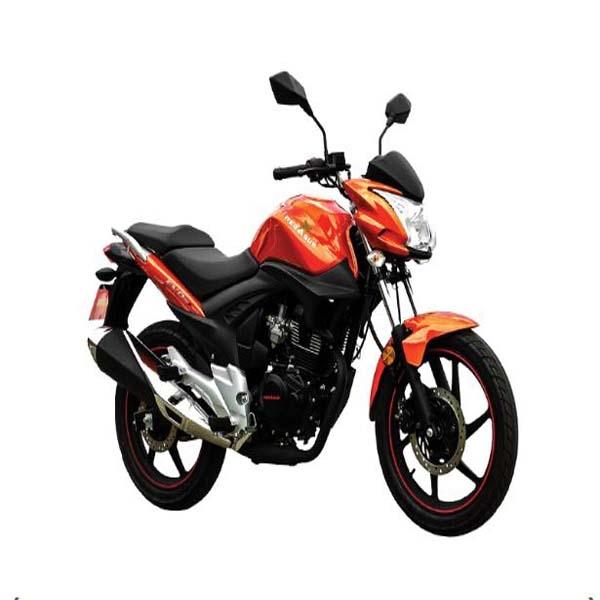 JAMUNA MOTOR CYCLE EVO 150CC, ORANGE