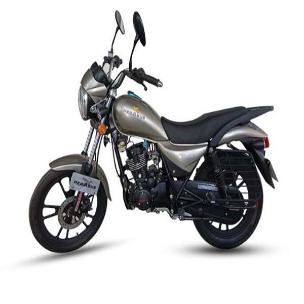 JAMUNA MOTOR CYCLE FABIO - 125CC, GOLD SILVER
