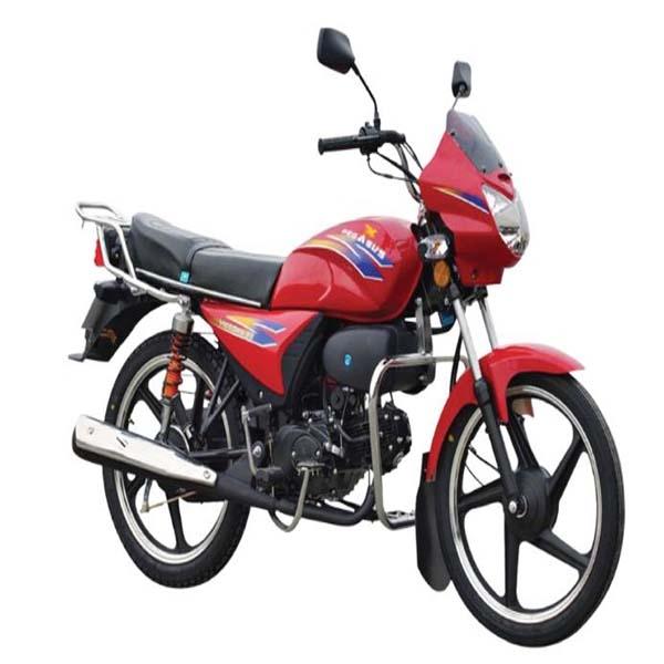 JAMUNA MOTOR CYCLE VICTORY - 100 CC, RED