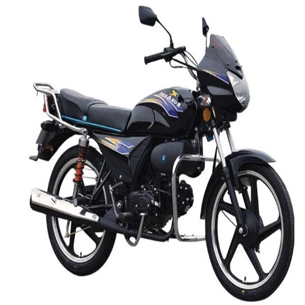JAMUNA MOTOR CYCLE VICTORY-100CC, BLACK