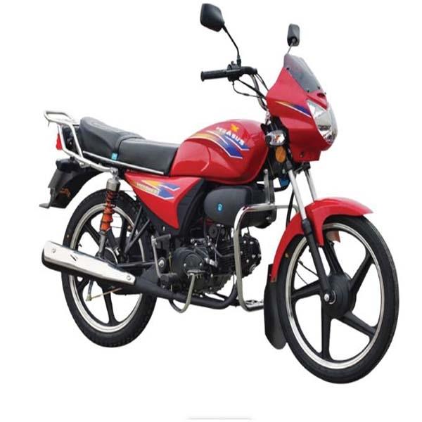 JAMUNA MOTOR CYCLE VICTORY- 80CC, RED