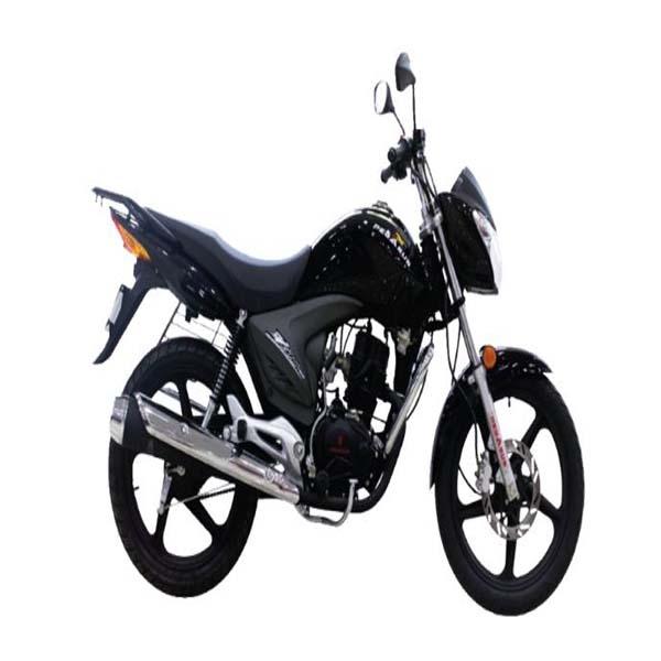 JAMUNA MOTOR CYCLE ZEUS 150CC, BLACK