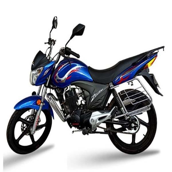 JAMUNA MOTOR CYCLE ZEUS 150CC, BLUE
