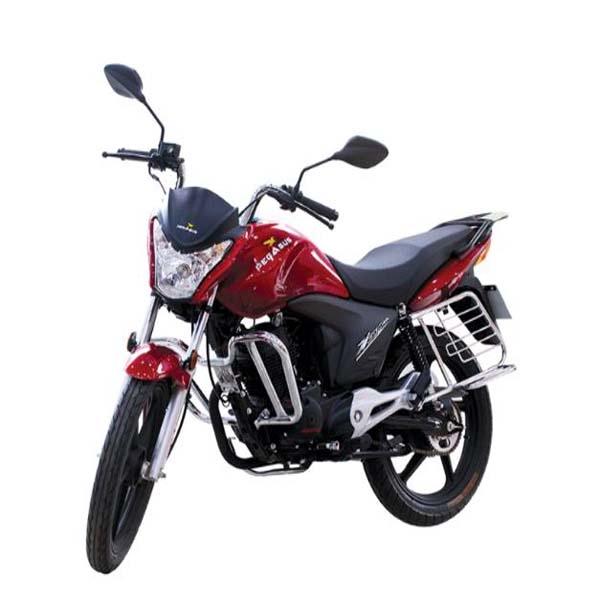 JAMUNA MOTOR CYCLE ZEUS 150CC, RED