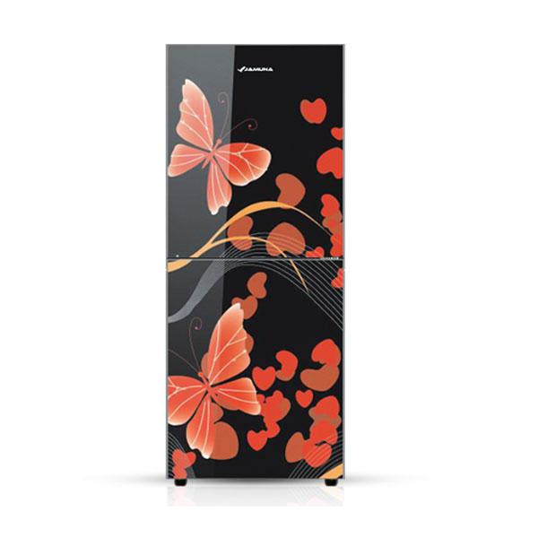 Jamuna Refrigerators JE2-B8JF-CD RED BUTTERFLY