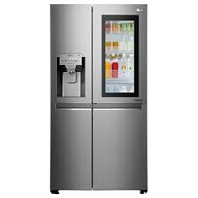 LG InstaView Refrigerator, 601 Liter