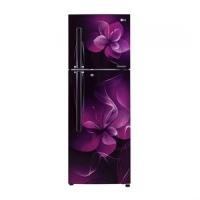 LG Purple Dazzle No-Frost Refrigerator 284L