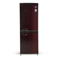 LG Wine Crystal Frost Refrigerator 213L