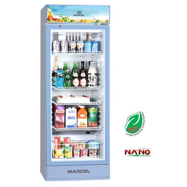 Marcel MBB-B1E-0203-TDXX-RP Beverage Cooler