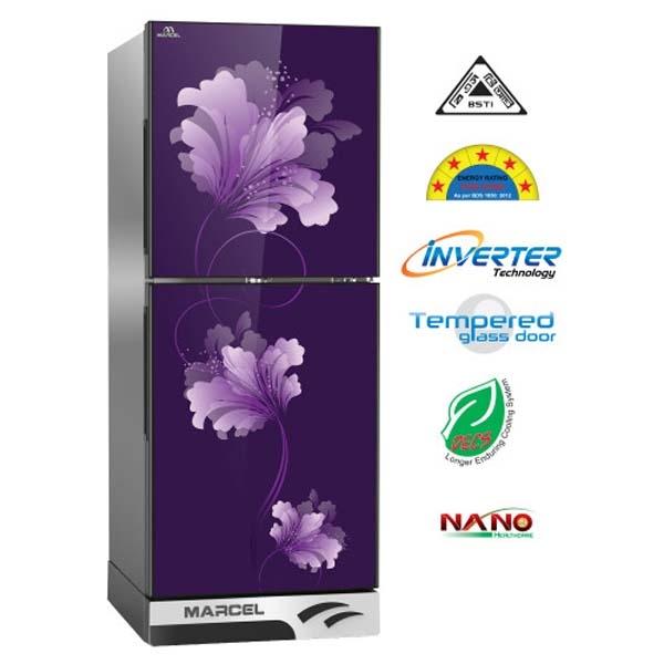 Marcel MFE-B8B-GDXX (Inverter) Refrigerator