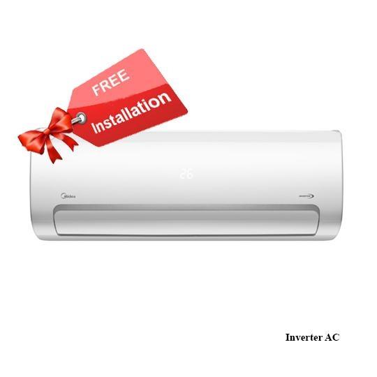 Midea Air Conditioner Inverter Series MSM18HRI 1.5 Ton