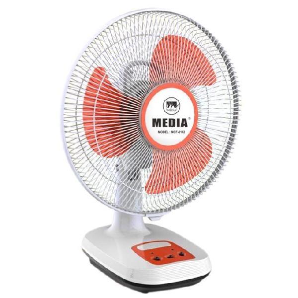Midea Rechargeable Table Fan MCF-2912