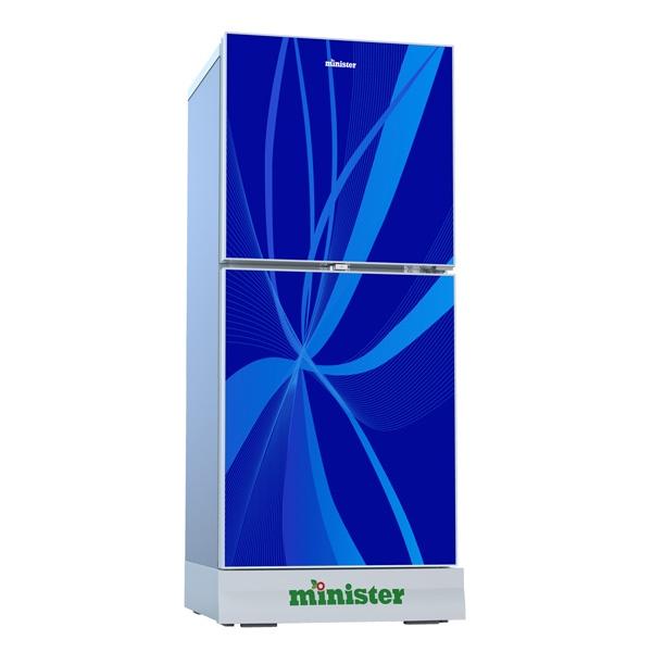 Minister M-165 DEEP BLUE REFRIGERATORS