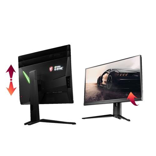 MSI Oculux NXG252R 24.5 inch Full HD Nvidia G-Sync Gaming Monitor
