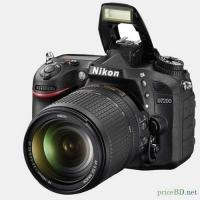 Nikon DSLR Camera Body With AF-S 18-140mm Lens D7200