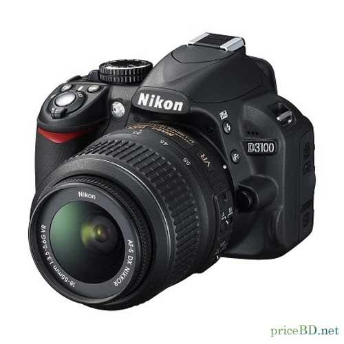 Nikon DSLR Camera D3100