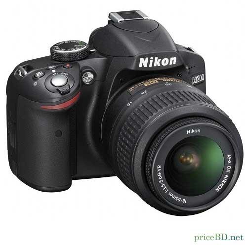 Nikon DSLR Camera D3200
