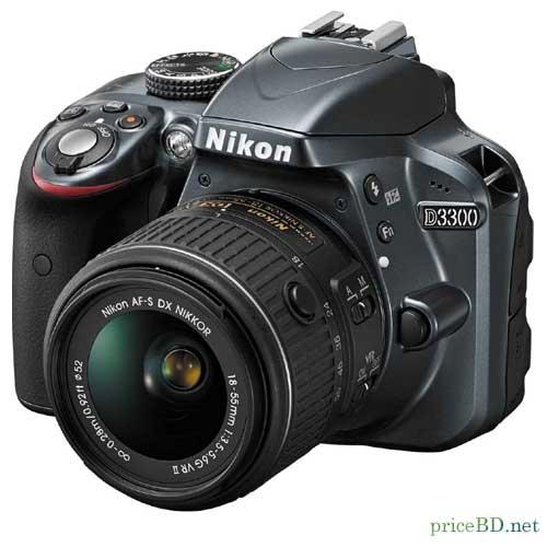 Nikon DSLR Camera D3300