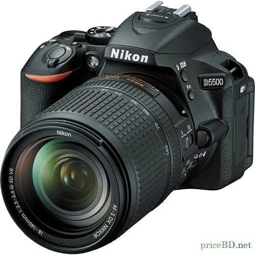 Nikon DSLR Camera  D5500