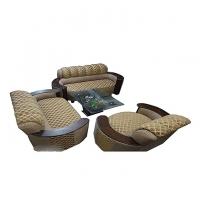 Nurjahan Furniture Exclusive Box 5 Pcs Sofa Set  SA-179