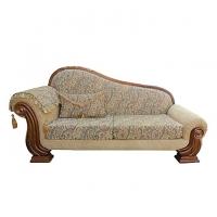 Nurjahan Furniture Malaysian Processed Wood Slim Fit Design Divan Sofa DV 17