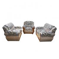 Nurjahan Furniture Smart Design Wooden Godi Sofa SA-362