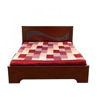 Nurjahan Furniture Stylish Semi-Box Bed BD -04