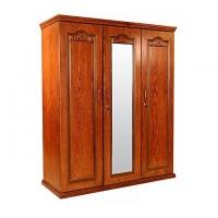 Nurjahan Furniture Victoria Design 3 Palla Almirah AA-07